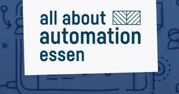All about automation - Essen